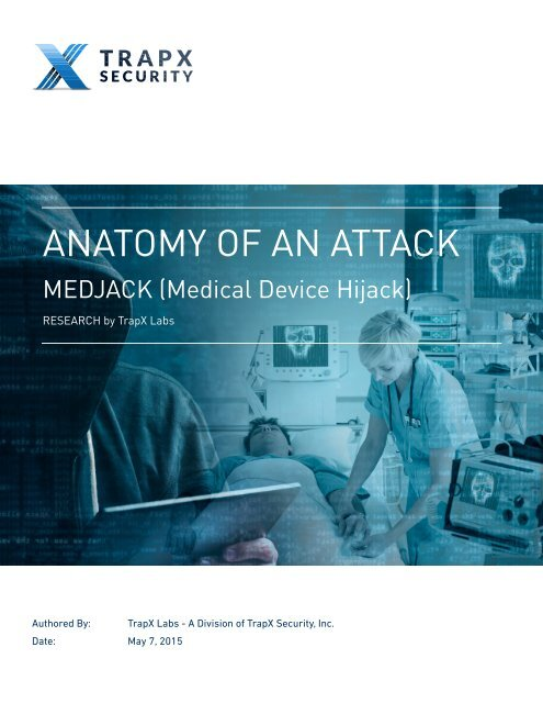 ANATOMY OF AN ATTACK