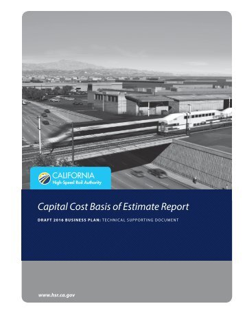 Report on build strategy and construction cost estimate for Cost to build report