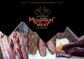 Mountain Meat by Pretzhof | Südtirol