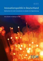 Innovationspolitik in Deutschland