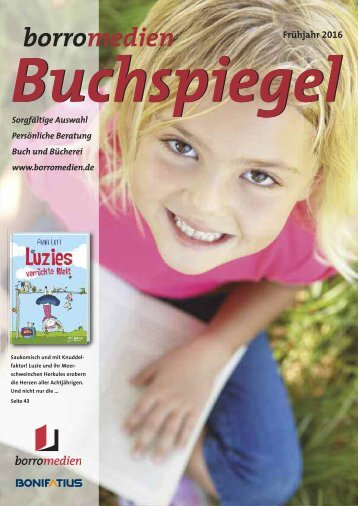 Buchspiegel Frühjahr 2016