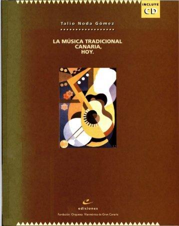 La música tradicional canaria, hoy