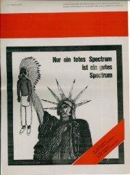 SPECTRUM interdit 1976 n°A