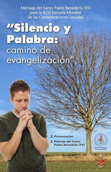 """""""Silencio y Palabra: - Arquidiócesis de San José"""