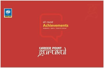 Career Point Gurukul - Boarding School with Expert Coaching Facility
