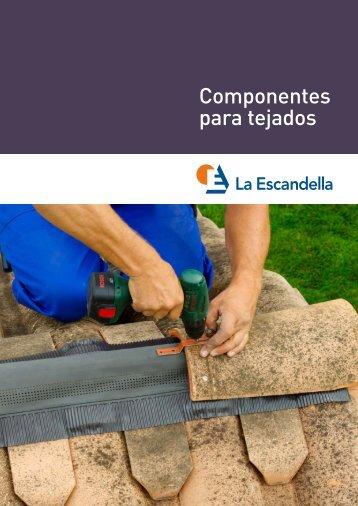 Componentes para tejados