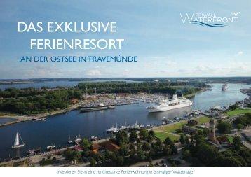 Priwall Waterfront - Das exklusive Ferienresort an der Ostsee