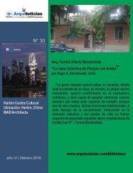e-AN N° 30 nota N° 2 Arq. Fermín Hilario Bereterbide