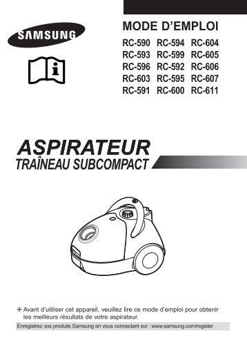 aspirateur sans sac hoover tfs7202 brosse interencheres. Black Bedroom Furniture Sets. Home Design Ideas