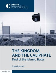 THE KINGDOM AND THE CALIPHATE
