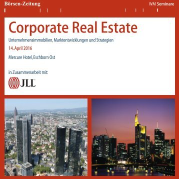 Corporate Real Estate