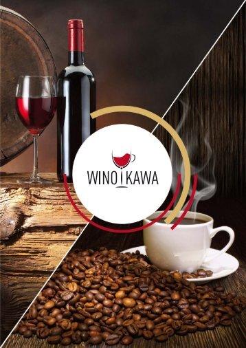 wino i kawa - A4