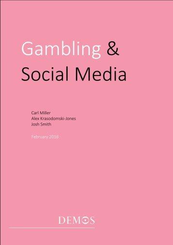 Gambling & Social Media