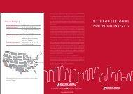 US PROFESSIONAL PORTFOLIO INVEST 2 - Ideenkapital