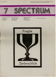 SPECTRUM #7/1976 juin (zizi 76)