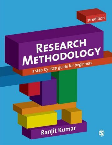 research methodology chapter Chapter 3 _____ 79 research methodology 31 introduction the purpose of this chapter is to present the philosophical assumptions underpinning.