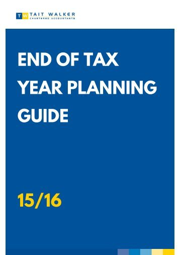 YEAR PLANNING GUIDE 15/16