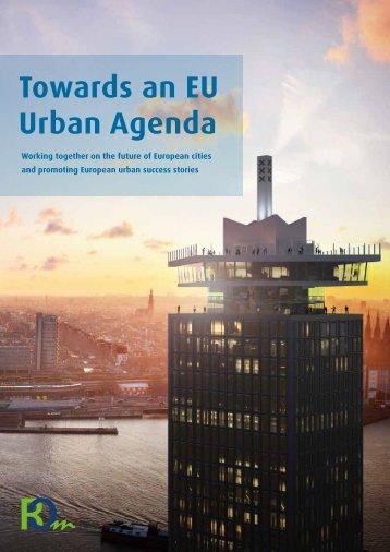 Towards an EU Urban Agenda
