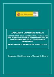 Delegación del Gobierno para la Violencia de Género