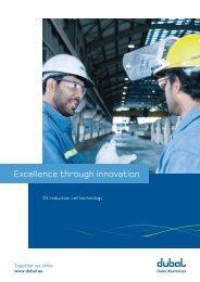Excellence through innovation - Dubal