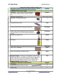 Sri Satyanarayana Pooja Samagri (Material) List