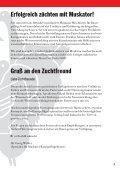 Download PDF Sortenprogramm - Muskator-Werke GmbH - Page 3