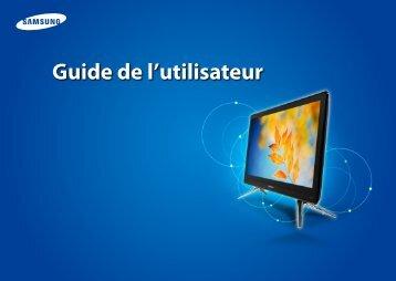 Samsung DP500A2D-K03FR - User Manual (Windows 8) 20.36 MB, pdf, Français