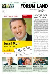Josef Mair