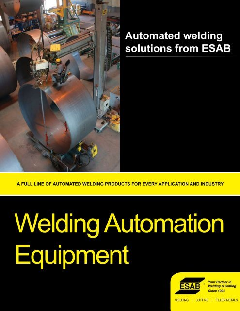 Welding Automation Equipment - Eurocardis