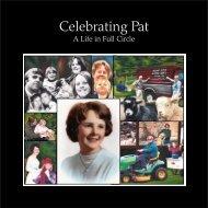 Celebrating Pat