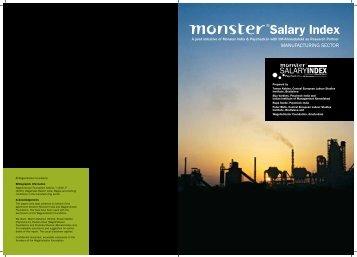 Salary Index