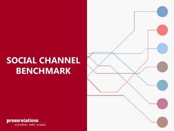 SOCIAL CHANNEL BENCHMARK