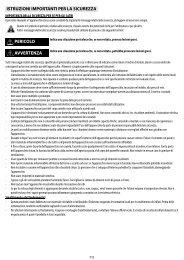 Whirlpool Forno 6 funzioni, linea Square AKP 444/NB - Istruzioni d'uso_Italiano