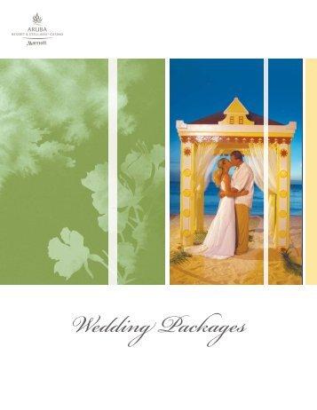 Caribbean Sunset Wedding - Package 1 - Weddings in Aruba ...