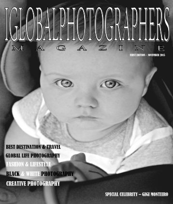Iglobalphotographer magazine edition 1