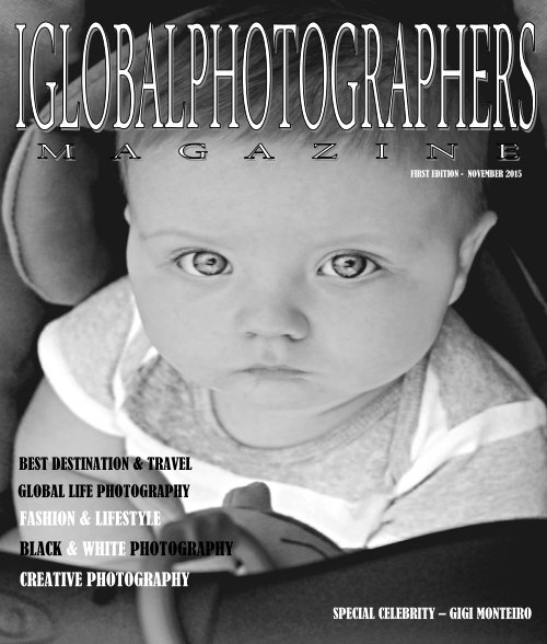 Iglobalphotographer magazine edition 1