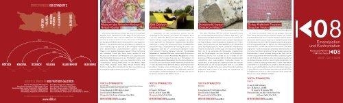 ausführliche Programm aller Veranstaltungen - bauinfo24.at