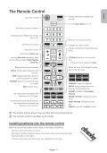 "Samsung TV LED 55"", UHD, 1400 PQI - UE55JU6800K (UE55JU6800KXZF ) - Guide rapide 12.72 MB, pdf, Anglais, NÉERLANDAIS, Français, ALLEMAND - Page 5"
