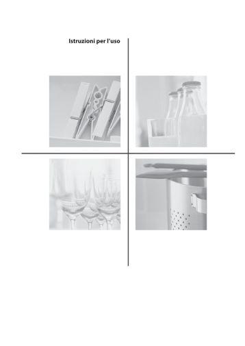 9 collaudo statico for Frigorifero whirlpool istruzioni