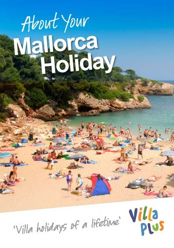 Mallorca Holiday - VillaPlus.com