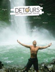 Detours Adventure Book 2016