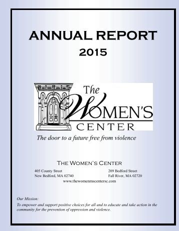 ANNUAL REPORT 2015 FINAL