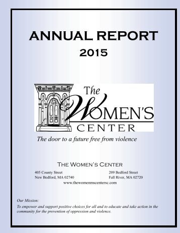 ANNUAL REPORT 2015 FINAL