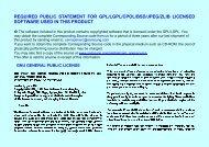 Samsung SMX-C20RP (SMX-C20RP/EDC ) - Guide Open source 0.26 MB, pdf, CORÉEN, Anglais, CHINOIS