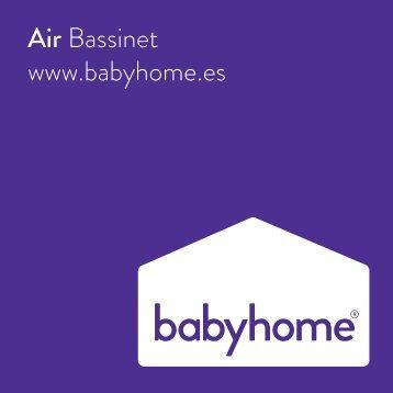 Babyhome Air - Istruzioni per l'uso