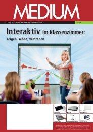 Effektiver Unterricht: Pädagogik mit interaktiven Medien