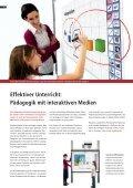 Effektiver Unterricht: Pädagogik mit interaktiven Medien - Seite 2