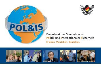 Die interaktive Simulation zu Politik und Internationaler Sicherheit