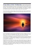 Are you a Taker or a Creator – The Editors View – - Page 2
