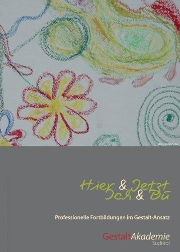 Gestalt-Buch GestaltAkademie